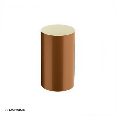 Водосточная труба D=100мм, L=4м GALECO, ПВХ